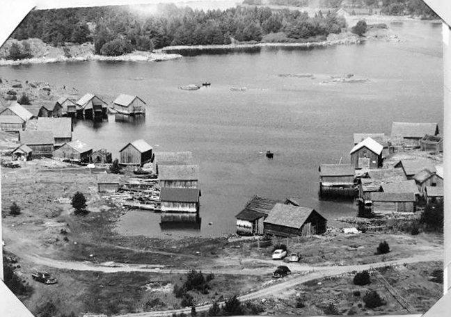 Lånad bild av Gamla bilder från Eckerö. Foto J.Mattsson